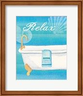 Seashells Spa II Fine Art Print