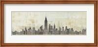 Empire Skyline Fine Art Print
