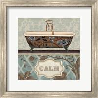 Bathroom Bliss II Fine Art Print