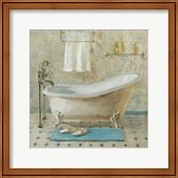 Victorian Bath III Fine Art Print