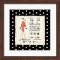 Ladies in Paris IV Fine Art Print