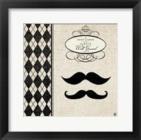 Gentleman II Fine Art Print