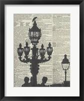 Architectural Paris III Fine Art Print
