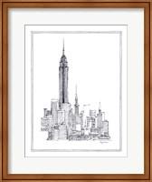 Empire State Fine Art Print