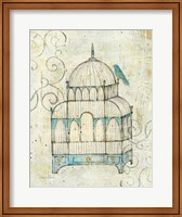 Bird Cage II Fine Art Print