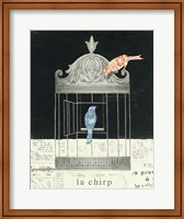 La Chirp Fine Art Print