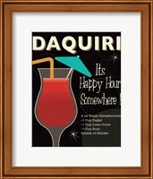 Cocktail Hour III Fine Art Print