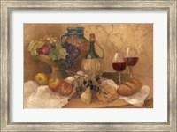 Abundant Table with Pattern Fine Art Print