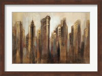 Flatiron Skyline Fine Art Print