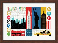 New York City Experience Fine Art Print