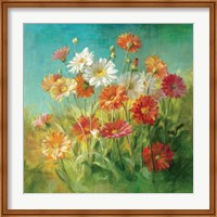 Painted Daisies Fine Art Print