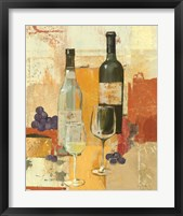Contemporary Wine Tasting II Fine Art Print
