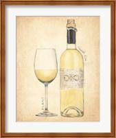 Grand Cru Blanc Fine Art Print
