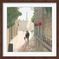 Paris Romance I Fine Art Print