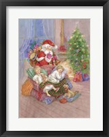 Christmas Night Fine Art Print