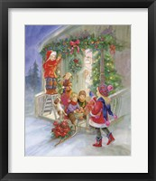 Holiday Decorations Fine Art Print