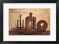 A Simple Life Fine Art Print