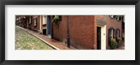 Beacon Hill, Boston Massachusetts Fine Art Print