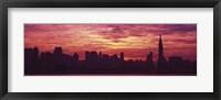 Hudson River New York, NYC, New York City, New York State, USA Fine Art Print