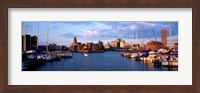 Buffalo, New York Waterfront Fine Art Print