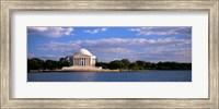 Jefferson Memorial on the Waterfront, Washington DC Fine Art Print