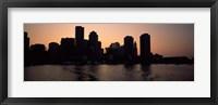Boston skyline, Massachusetts Fine Art Print