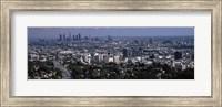 Hollywood, City Of Los Angeles, California Fine Art Print