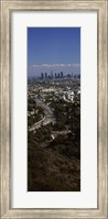 Hollywood, Los Angeles, California (vertical) Fine Art Print