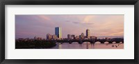 Charles River, Back Bay, Boston, Massachusetts Fine Art Print