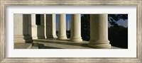 USA, District of Columbia, Jefferson Memorial Fine Art Print