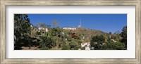 USA, California, Los Angeles, Hollywood Sign at Hollywood Hills Fine Art Print
