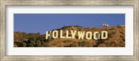 Hollywood Sign Los Angeles CA Fine Art Print