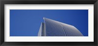High section view of a building, Symphony Tower, 1180 Peachtree Street, Atlanta, Fulton County, Georgia, USA Fine Art Print