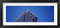 High section view of a building, Promenade II, 1230 Peachtree Street, Atlanta, Fulton County, Georgia Fine Art Print