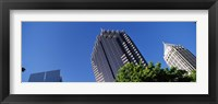 Atlanta Skyscrapers, Georgia Fine Art Print