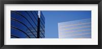 Skyscrapers in a city, Midtown plaza, Atlanta, Fulton County, Georgia, USA Fine Art Print