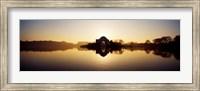 Jefferson Memorial, Tidal Basin, Potomac River, Washington DC Fine Art Print
