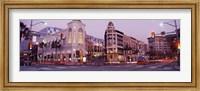 Rodeo Drive, Beverly Hills, California Fine Art Print