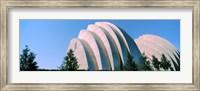 Kauffman Center for the Performing Arts, Kansas City, Missouri, USA Fine Art Print
