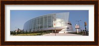 View of the BOK Center, Tulsa, Oklahoma Fine Art Print
