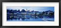 Switzerland, Rapperswil, Lake Zurich Fine Art Print