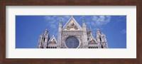 Catedrale Di Santa Maria, Sienna, Italy Fine Art Print