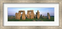 England, Wiltshire, Stonehenge Fine Art Print