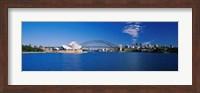 Sydney Opera House and Bridge Fine Art Print