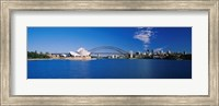 Sydney Opera House and Bridge Fine Art Print