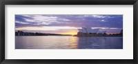 Sunset over Sydney Opera House Fine Art Print