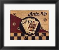 Ante Up Fine Art Print