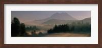 Sunrise, Mount Rainier Mount Rainier National Park, Washington State, USA Fine Art Print