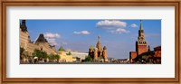 Red Square, Moscow, Russia Fine Art Print