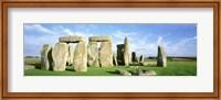 Stonehenge, Wiltshire, England, United Kingdom Fine Art Print